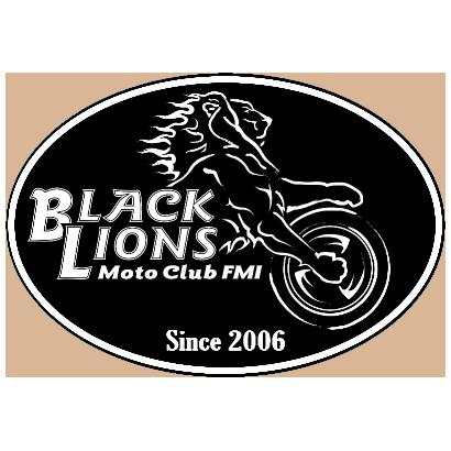 BLACK LIONS SUPINO logo