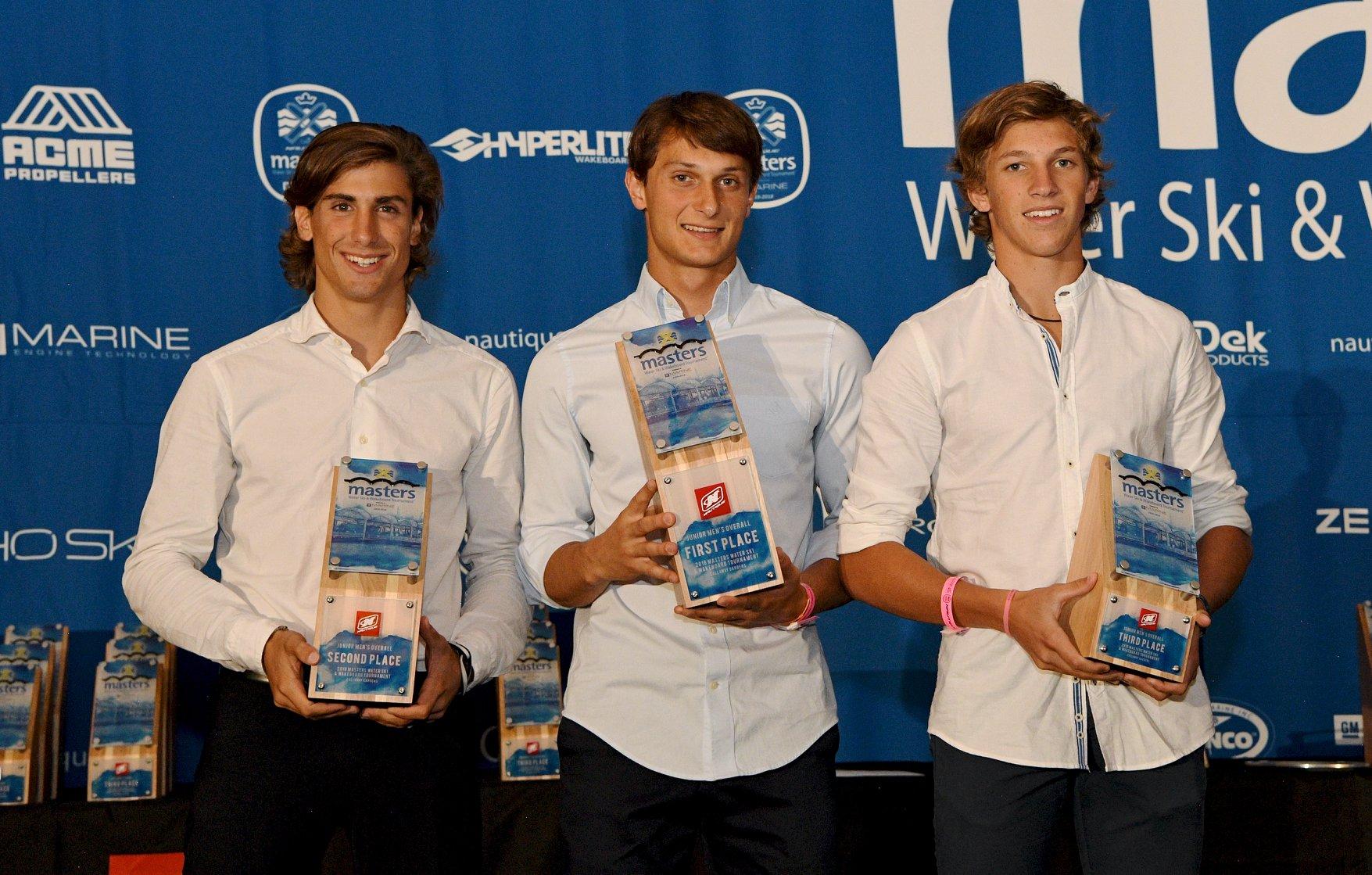 podio combinata maschile-Edoardo Marenzi