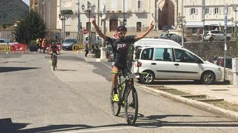 Ciclismo – Cappoli e Panzarini trionfano ad Atina.