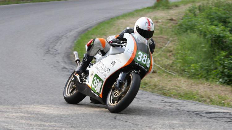Motociclismo – M.C. Franco Mancini 2000, a Volterra cinque volte sul podio.