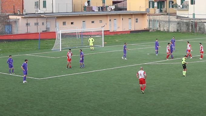 CalcioSerie D – Città di Anagni – Ostiamare 1 a 1.