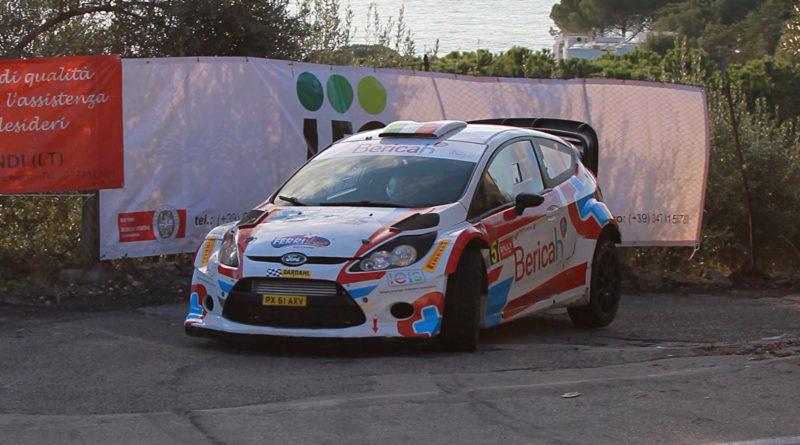 Rally – Grande successo a Sperlonga.
