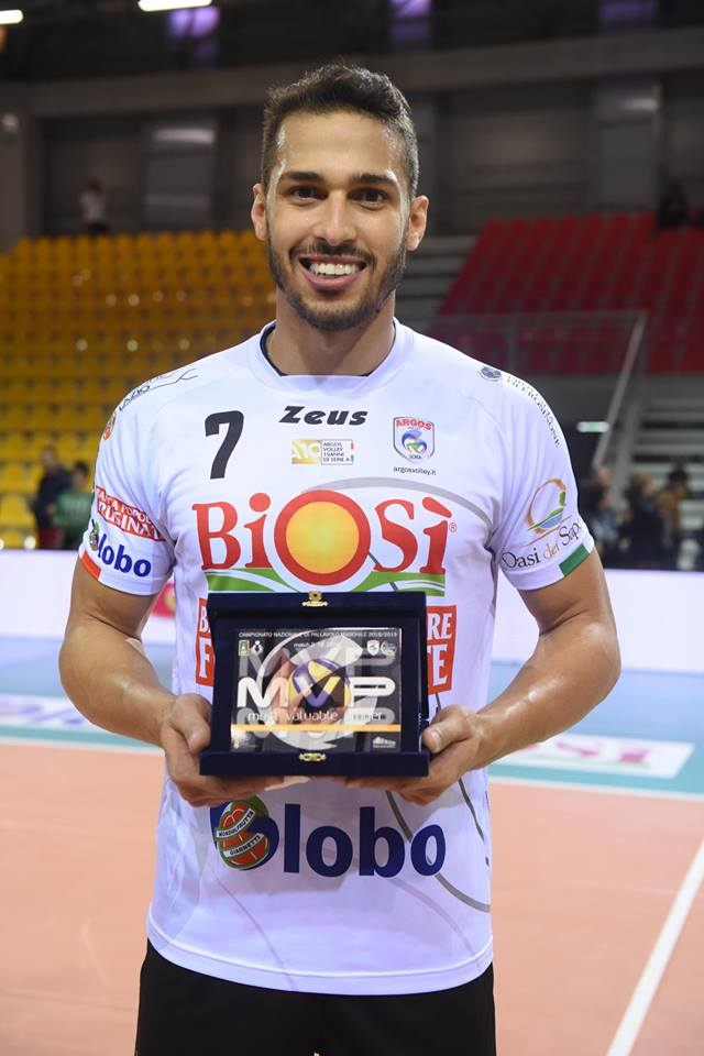 Joao Rafael MVP