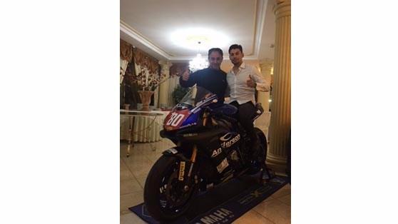 Motociclismo – Armando Pontone torna in sella più forte che mai.