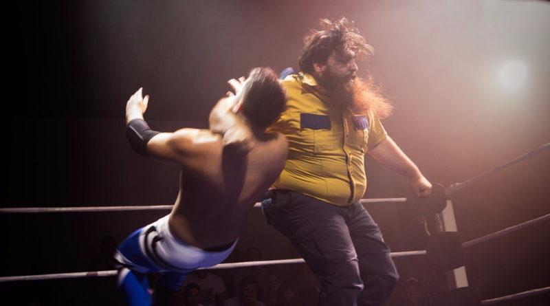Wrestling – Tutto pronto per lo show di Wrestling IWA lotta per Frusna 3.