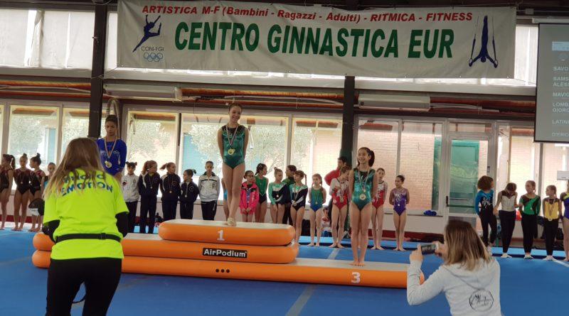 Ginnastica – Pioggia di medaglie per la Gymnasium 1985 .