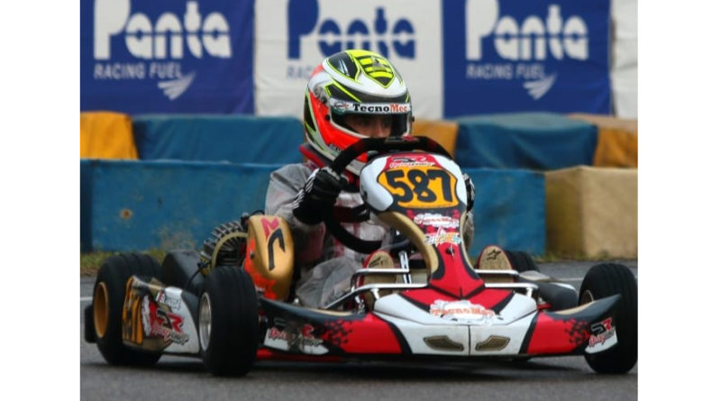 Kart – Silvaggi cerca gloria in Francia