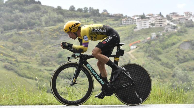Ciclismo – Giro d'Italia -ROGLIC ha vinto la tappa 9 del Giro d'Italia