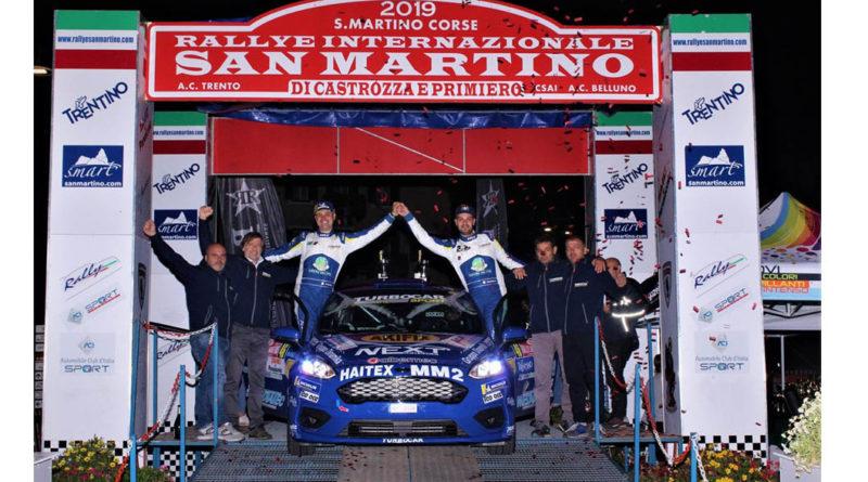 Rally – Liberato Sulpizio campione r2 nel Ciwrc.