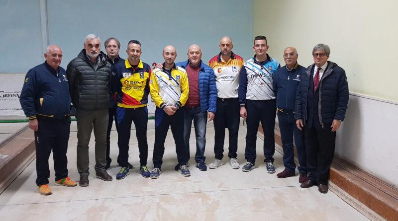 Bocce – Raffa – Alfonso Nanni vince l'elite a La Croce. Capitino vince in trasferta, mentre Primavera perde in casa.