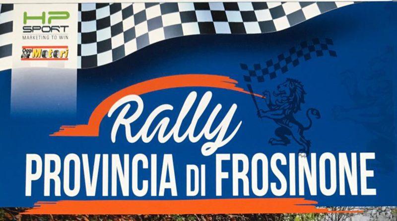 Rally – Rinviato il 2° Rally Provincia di Frosinone.