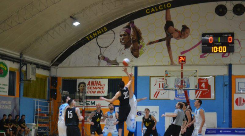 Pallacanestro – Basket Cassino larga vittoria contro la Pyrgi e sono 4 di fila, 93-59.