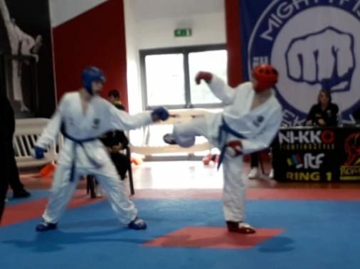 Combattimento Iano Nicolia
