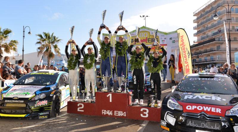 Rally – Il 53° rallye Elba rimandato ad una nuova data.