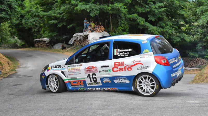 Rally – 55^ coppa citta' di Lucca – 3^ coppa Ville Lucchesi:  il percorso ricavato dalla tradizione.