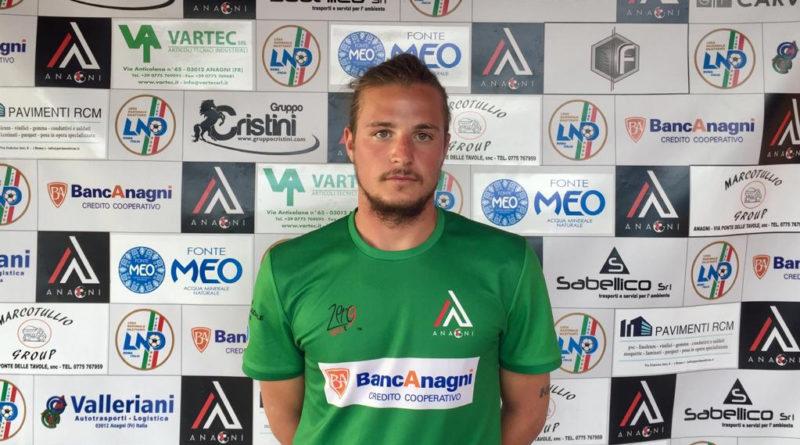 CalcioMercato – Città di Anagni Calcio firma il portiere Matias Macci da Lanusei Calcio.