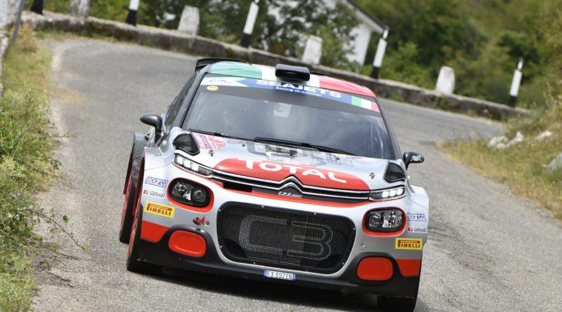 Rally – Andrea Crugnola e Pietro Elia Ometto conquistano il 2° Memorial Pasquale Amoroso.