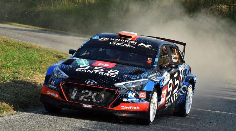 Rally – 14° Rally di Alba: vittoria di Breen-Nagle (Hyundai i20 R5) la gara #RAplus a Neuville-Gilsoul (Hyundai i20 WRC).