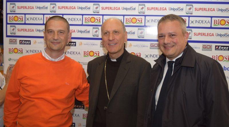 """Pallavolo – #CuoreFedePassione, martedì la conferenza stampa di presentazione del """"Progetto Sport 2020/21""""."""