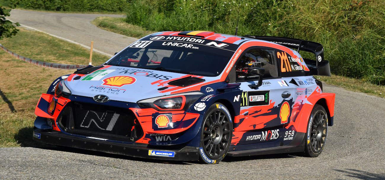 Neuville Thierry; Gilsoul Nicolas (Hyundai i20 Coupe Wrc)