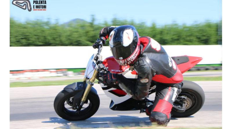 """Motociclismo – Moto""""E""""per Sallustro Salvatore."""