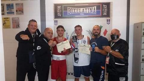 Boke – Pugilato, Andrea Tiberia si laurea campione regionale.