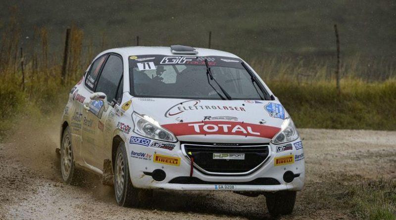 Rally – TREVISANI e HP Sport vincono l'R2B nel CIR Terra con una gara di anticipo.