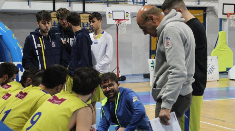 Pallacanestro – La Scuba Frosinone conferma coach Calcabrina.