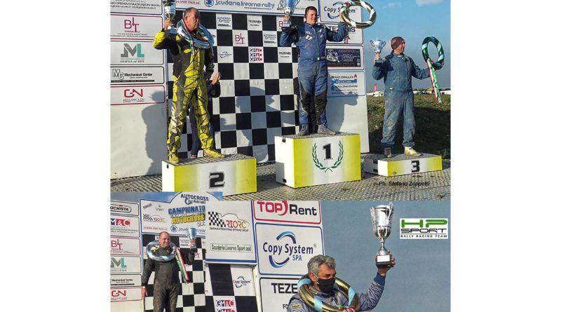 Motori – HP Sport RRT domina a Ravenna due vittorie e un secondo posto.