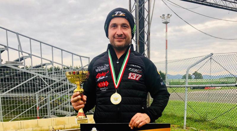 Motociclismo – M.C. Franco Mancini 2000, vincente anche in pista.