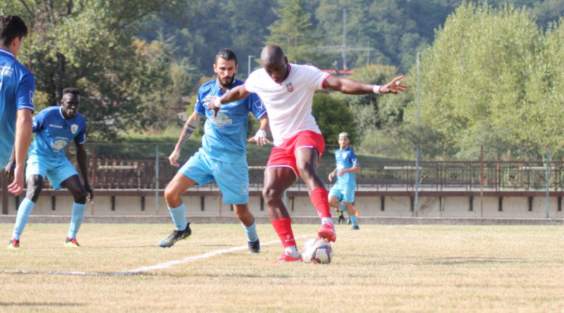 Calcio – Ceccano Calcio – Lenola 2 – 0