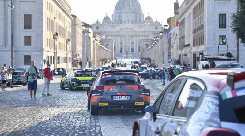 RALLY – Il Rally di Roma Capitale verso gli orizzonti 2021.