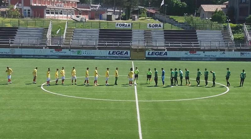 Calcio – ASD Sora Calcio 1907 – Villalba 3-0.