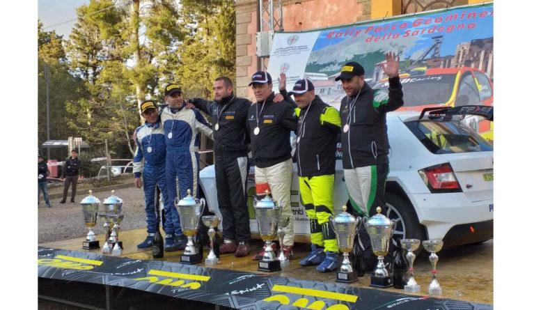 Rally – 3° Rally Parco Geominerario della Sardegna.
