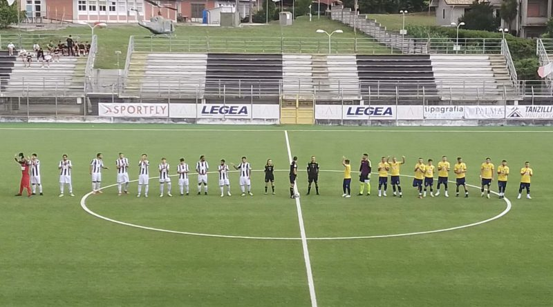Calcio – Sora-Arce 2-1