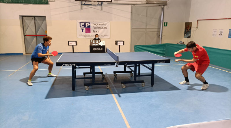 Tennistavolo – Il Ctt Ferentino torna a disputare un campionato nazionale. Obiettivo, rinverdire i fasti di un tempo.